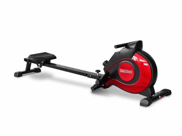 Delta Magnetic Rowing Machine