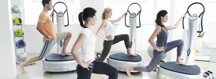 Quality Vibration Exercise Machine
