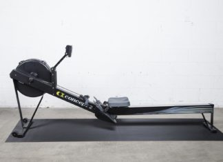 ROWING MACHINE MATS