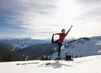 Top 4 Winter Exercises that Will Keep You Fit