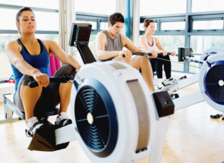 Using a Rowing Machine Effectively