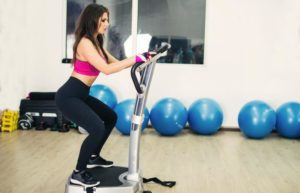 How body vibration machine Work to Strengthen Muscle and Bone