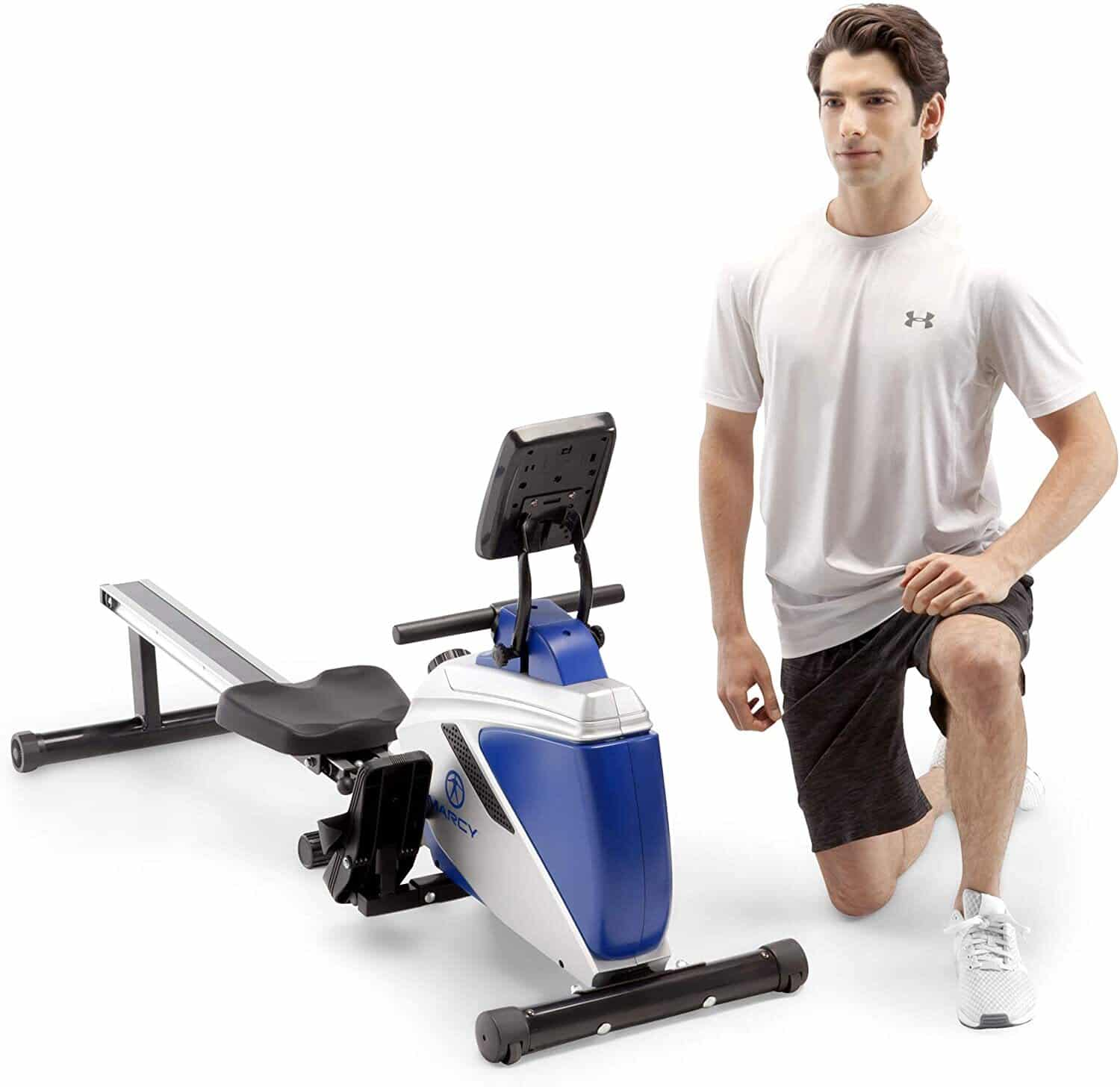 Marcy Foldable Magnetic Resistance Rowing Machine