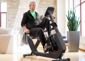 Recumbent or Upright Exercise Bike for Knee Rehab