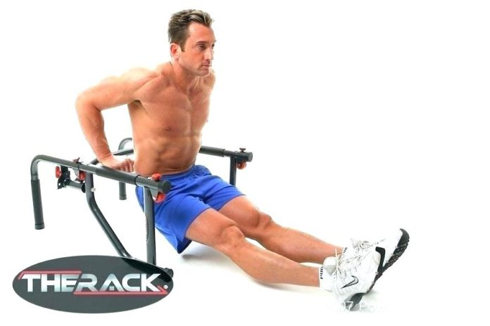 THE RACK Workout Station