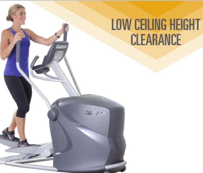 Elliptical Machine for Low Ceiling