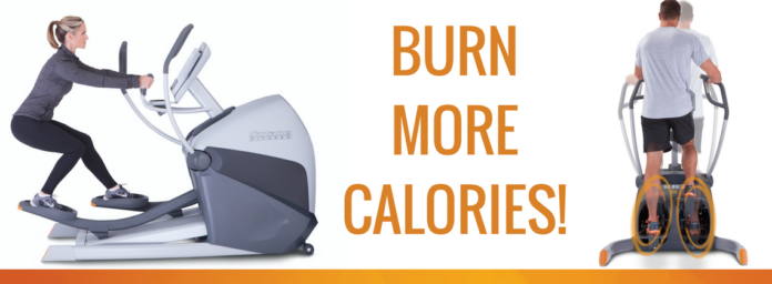 Elliptical Machines with Calorie Burn