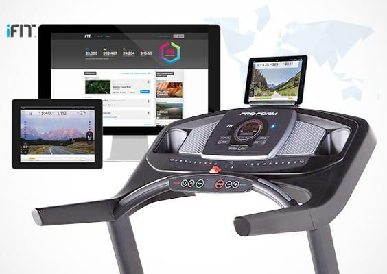 best treadmills with iFit