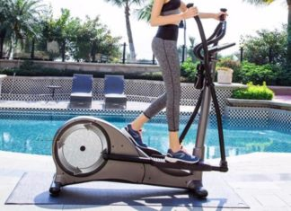 best ellipticals for tall man
