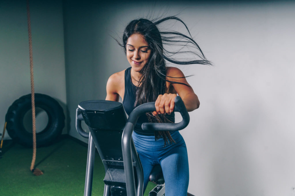 Best Exercise Bikes with Arm Workout