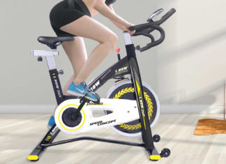 L NOW pooboo D601 Indoor Cycling
