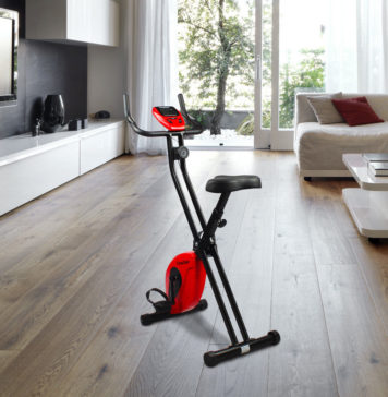 best folding exercise bike 2020