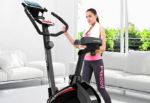 HARISON B7 Upright Exercise Bike