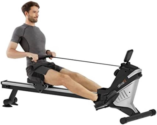 ATIVAFIT Foldable Magnetic Rower