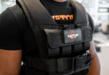 how to use weighted vest