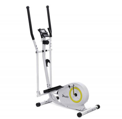 Doufit Portable Elliptical Trainer with Magnetic Resistance, EM-01 and EM-02 Review