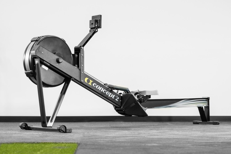 Concept 2 Rowing