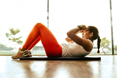 Quiet Exercises for Apartments and Small Space to Lose Weight